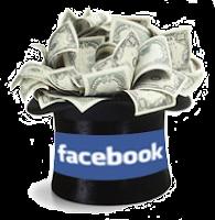 menghasilkan uang dengan bagi-bagi facebook