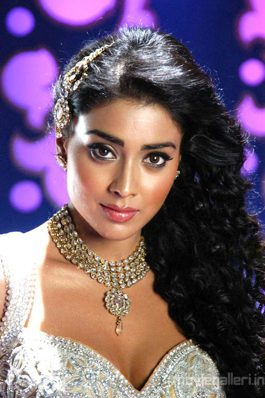 Shriya Saran Hot Pics in Komaram Puli Komaram Puli Shriya Hot Item Song Stills navel show