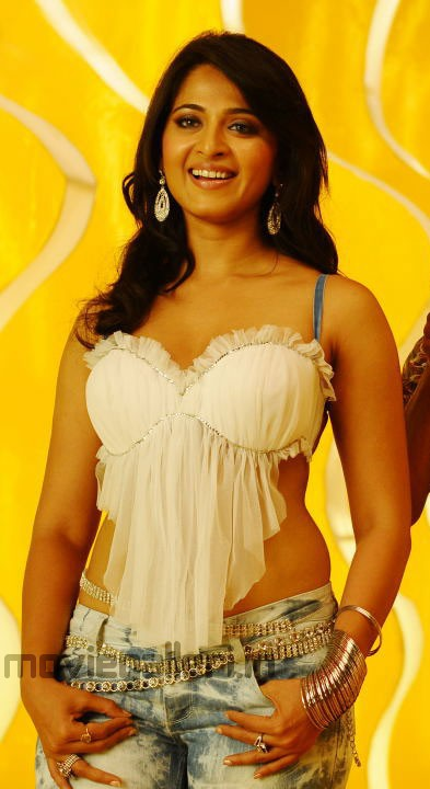 Anushka Shetty New Hot Stills