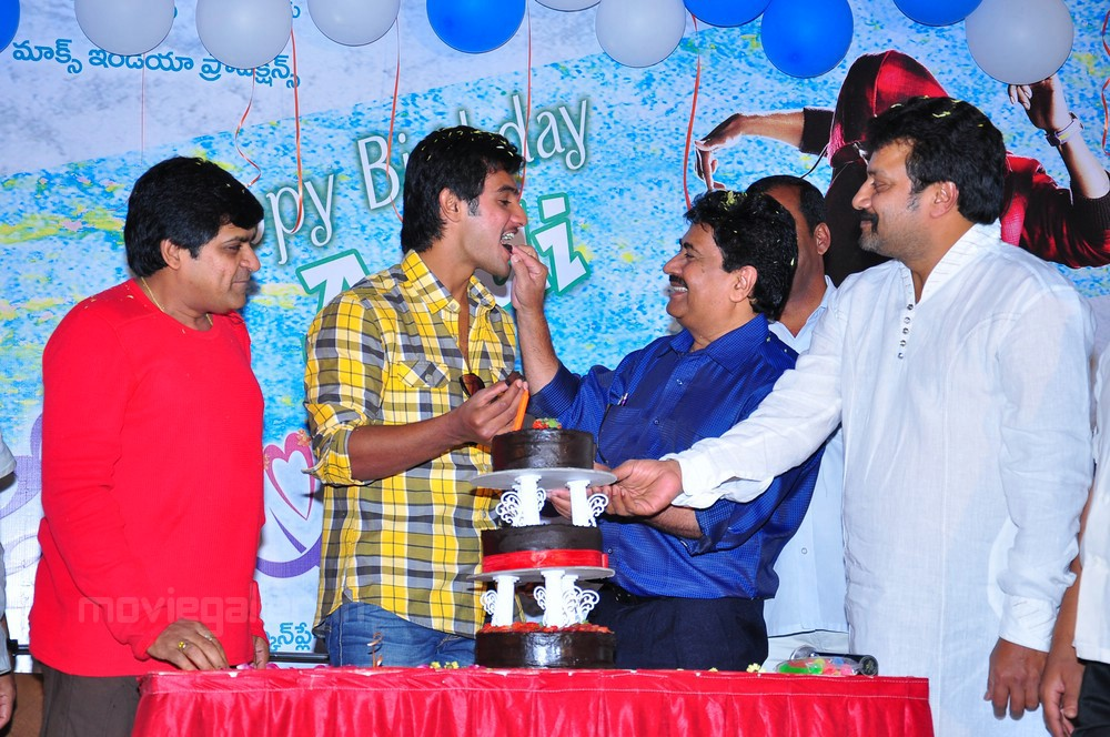 Santhanam Son Birthday Sai Kumar Son A...