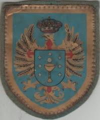 Escudo de la 8ª región militar.