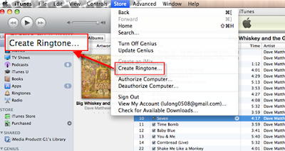 iTunes 9.1 Released, Check Some Details :  91 ringtone free without