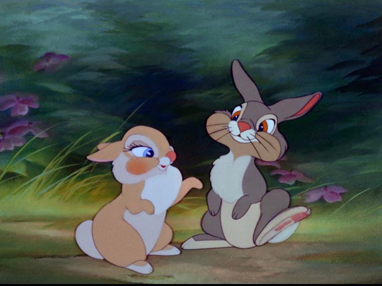 bambi quotes thumper rabbit quotesgram