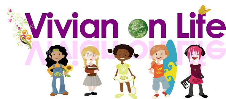 Vivian On Life