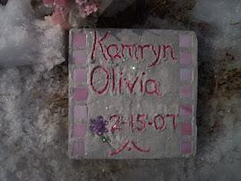 Kamryn's 1 year