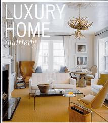 First & Only Builder in Georgia to be featured in Luxury Home Magazine