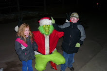 The kids with the Grinch