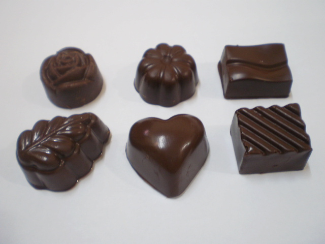 contoh contoh bentuk coklat