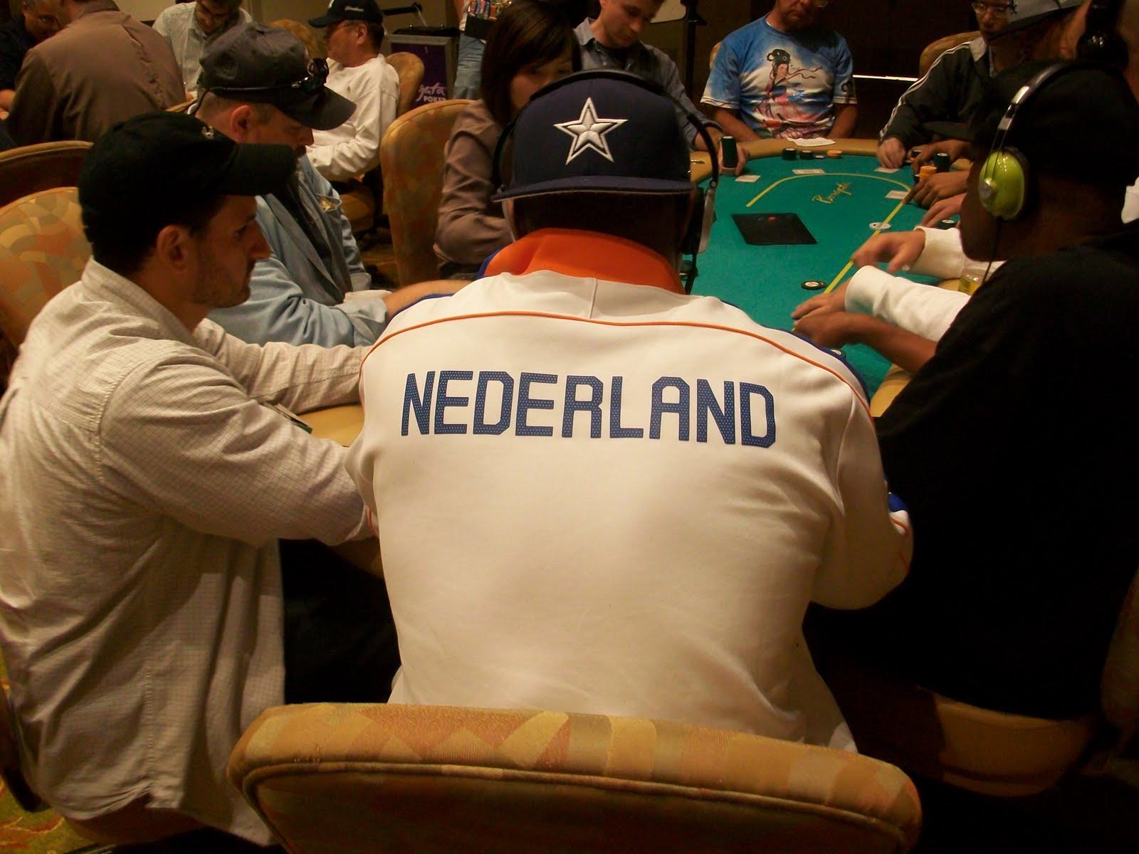 Poker chase