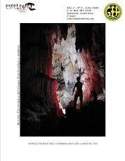 Comunicar la espeleología: esto es  Espeleo Informe Costa Rica Vol.5