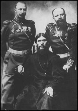 rasputin sex maniac or holy man Grigory rasputin certainly our out-of-control beard to his wild hypnotic maniac eyes, this mystical and mysterious holy man was notorious for his physical and.