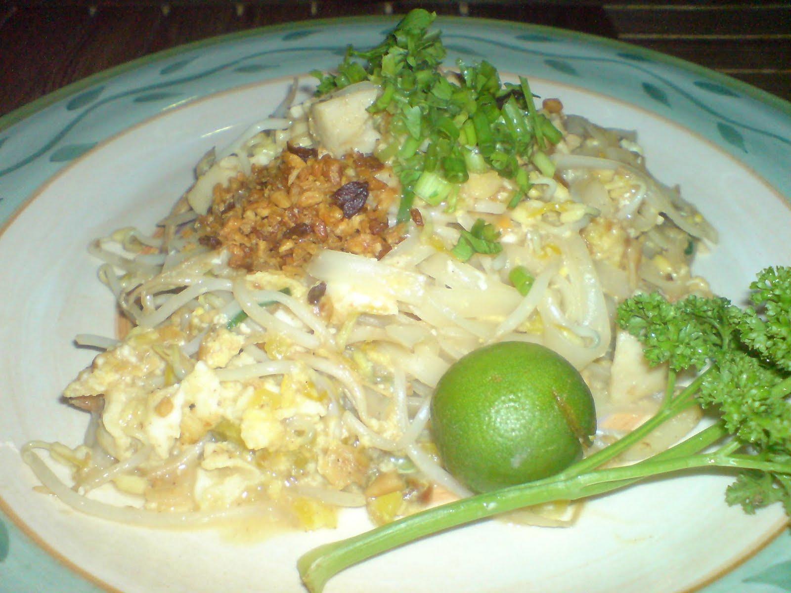 Anong lasa sen lek thai noodles pad thai for Anong thai cuisine