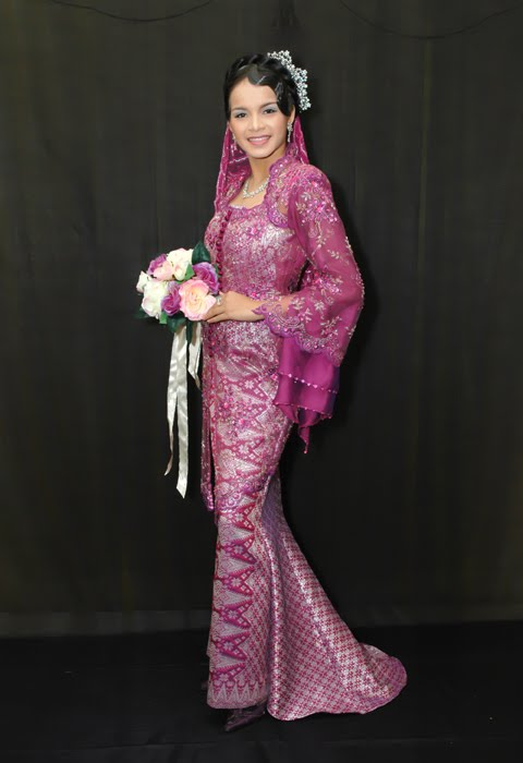 Bridal Gown For   Malaysia : Muslim bridal wear islamic wedding dresses and ideas