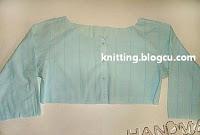 Dikiş Eski Gömlekten Bluz Yapımı