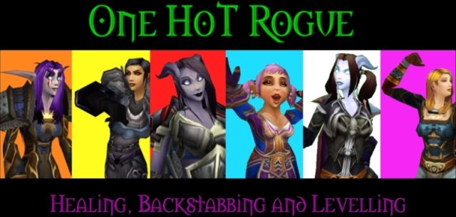 One HoT Rogue