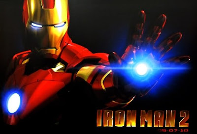 Iron man 2 Movie Teaser Poster