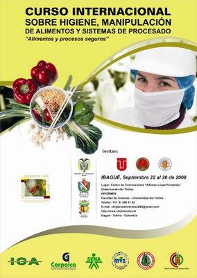 Curso internacional de higiene y manipulacion de alimentos for Higiene y manipulacion de alimentos pdf