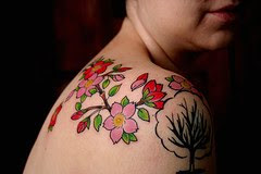 world top cherry tattoos