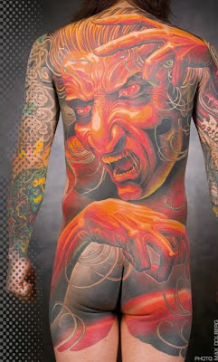 Demon Tattoo Pictures