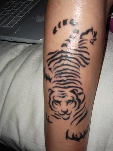 Tiger Tattoo Designs Free. Free Tattoo Designs: Tiger