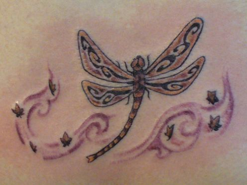 Dragonflies-Tattoos