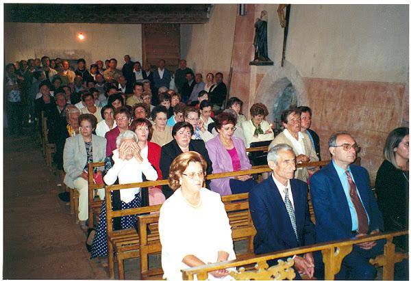 Inauguración de la reforma del año 2002
