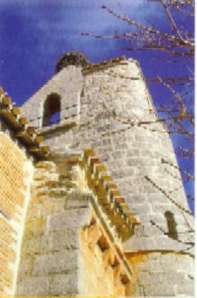 Vista del románico