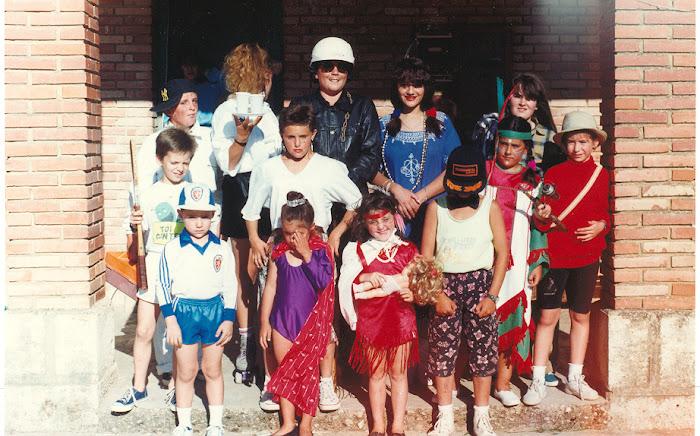 Disfraces de chicos 1985