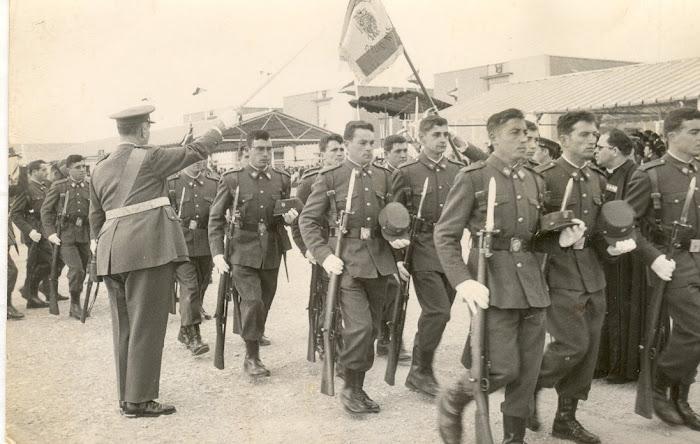 Jura de bandera 1966