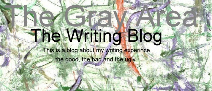 The Gray Area, the writing blog