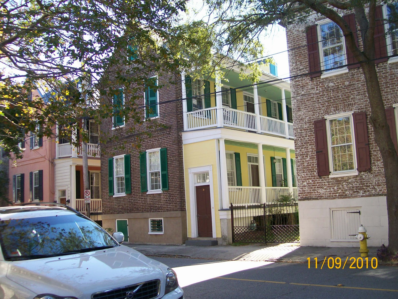 Changes going south charleston sc to stone river for Charleston single house