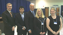 NNIC hosts Sen. Joe Biden at the University of Nevada Reno's campus.