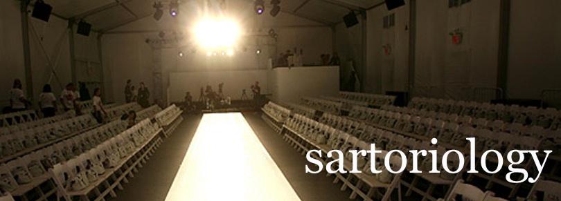 Sartoriology
