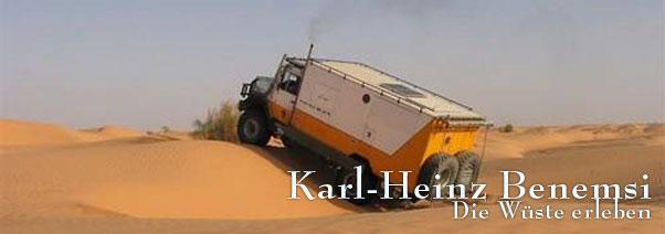 Karl-Heinz Benemsi (Dambeck) / Libysche und Tunesische Sahara