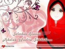 Wanita Solehah Pendamping Mujahid Allah swt
