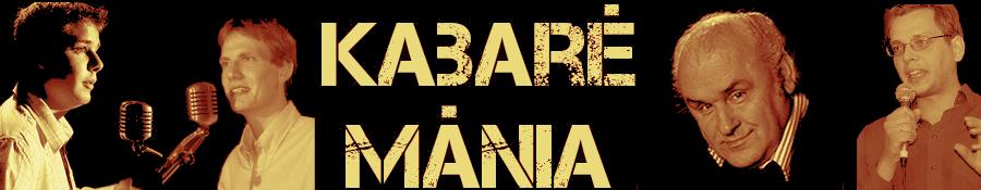Kabaré Mánia