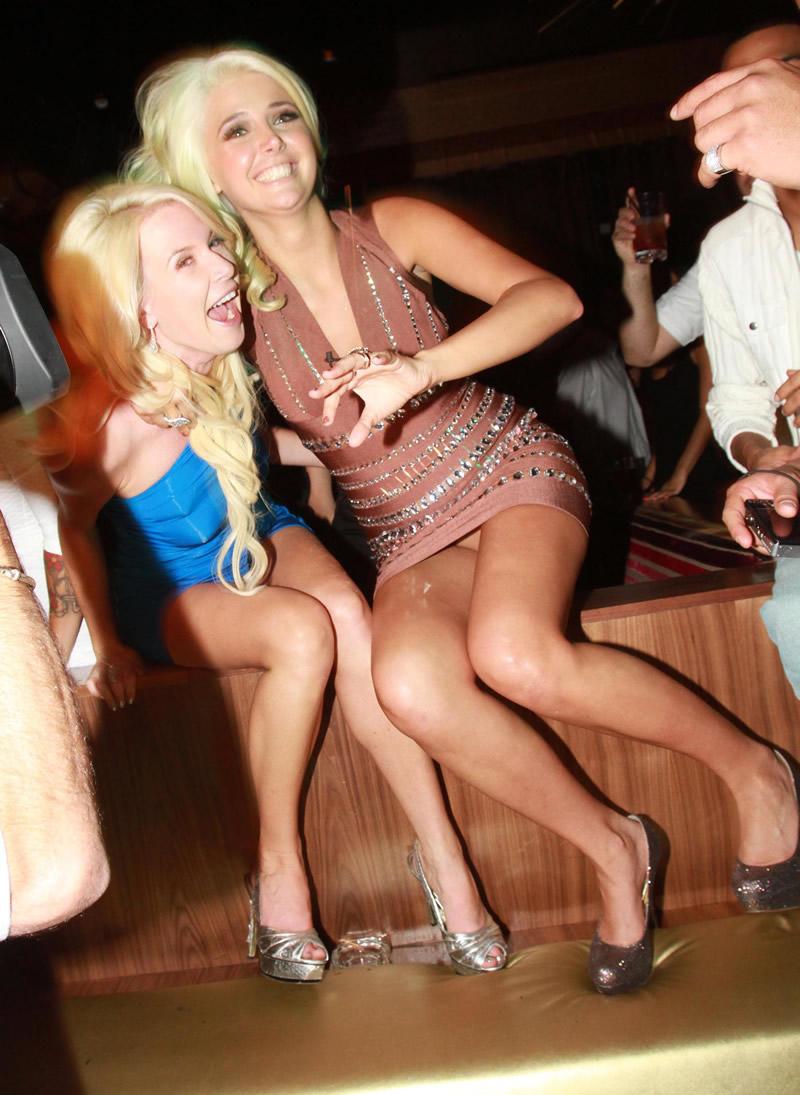 naked babes in heels self shot