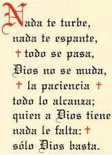Nuestra Oración