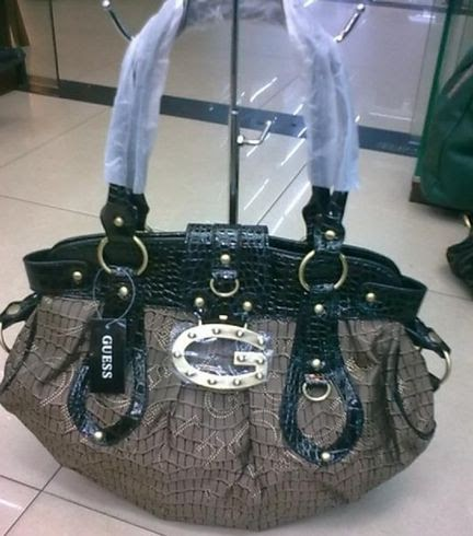 FAKE VS REAL WHICH IS BETTER: HOW TO SPOT FAKE GUESS HANDBAGS