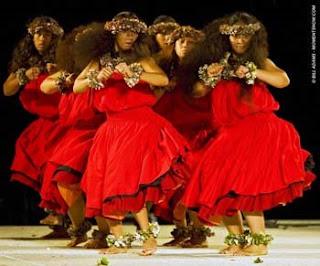 Tahitian Hula Halau