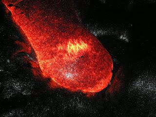 Visit Hawaii Volcanoes National Park in November 2008