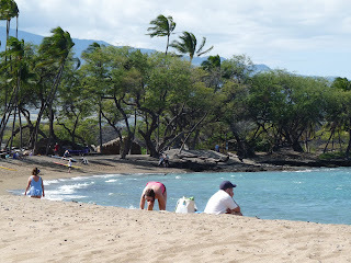 A-Bay Beach at Waikoloa Beach Resort