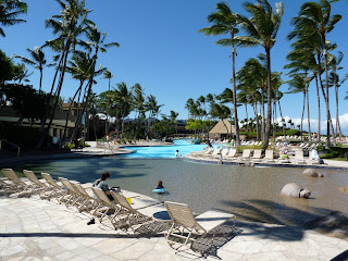 Hilton Waikoloa Village official hotel for Lavaman Triathlon