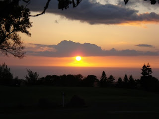Waikoloa Ocean View Sunset photo