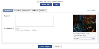create album facebook
