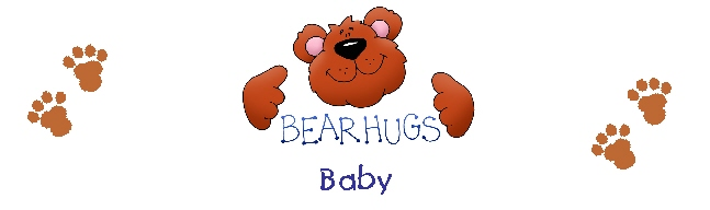 Bear Hugs Baby