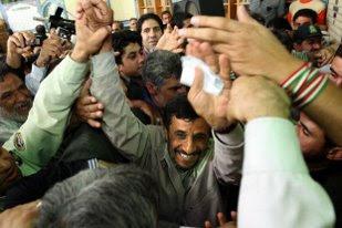 Mahmoud Mahmoud Ahmadinejad - Iran Election 2009
