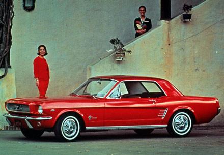 Ford Mustang car fotos
