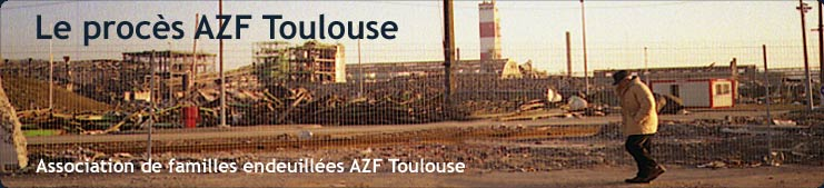 Le procès AZF Toulouse