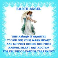 Earth Angel Award